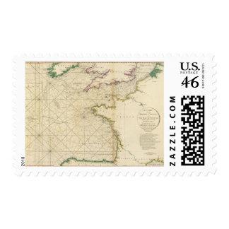 Canal británico el Golfo de Biscaya