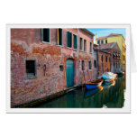Canal Card