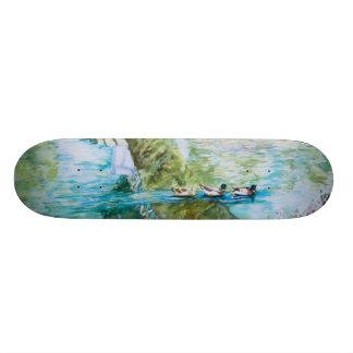 Canal Crossing Skateboard Deck