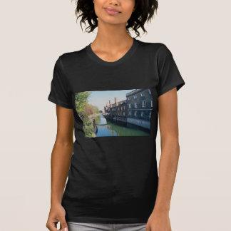 Canal de Cambridge, Inglaterra, Reino Unido Camisetas