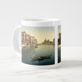 Canal de Grands del vintage Venecia II Taza Extra Grande