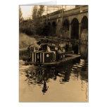 Canal de Leeds y de Liverpool Tarjeton