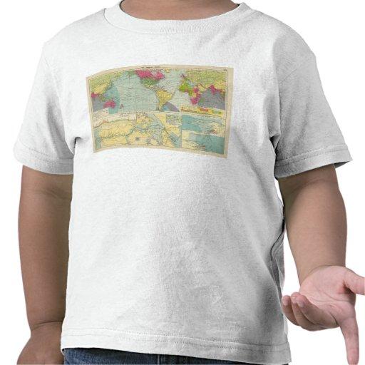 Canal de Panamá Camisetas