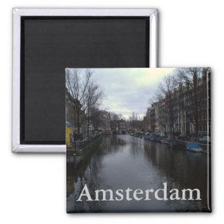 Canal de Prinsengracht, Amsterdam Iman Para Frigorífico