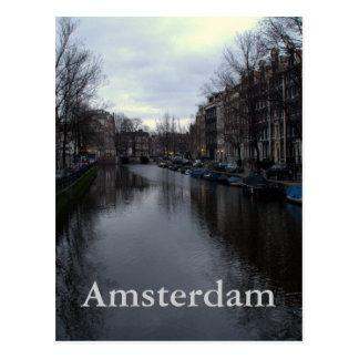 Canal de Prinsengracht, Amsterdam Tarjetas Postales