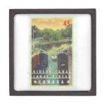 Canal de Rideau Caja De Regalo De Calidad