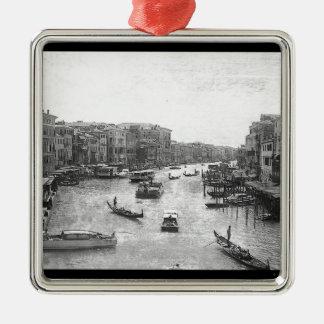 Canal de Venecia Ornaments Para Arbol De Navidad
