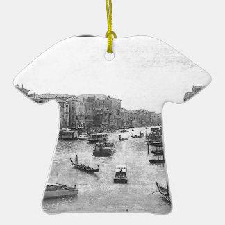 Canal de Venecia Adorno Para Reyes