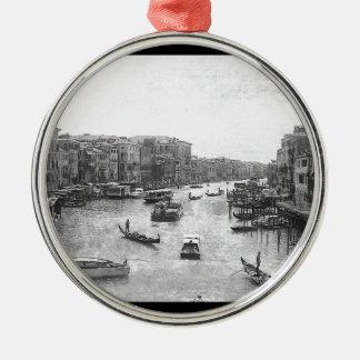 Canal de Venecia Ornamento Para Reyes Magos