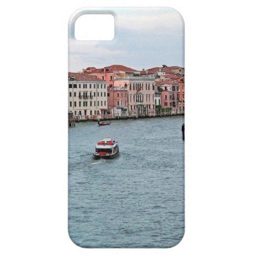 Canal de Venecia Funda Para iPhone 5 Barely There
