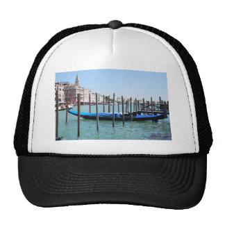 Canal de Venecia Gorras