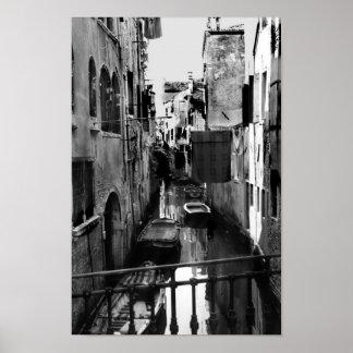 Canal de Venecia, Italia Impresiones