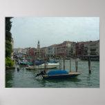 Canal de Venecia Italia Posters