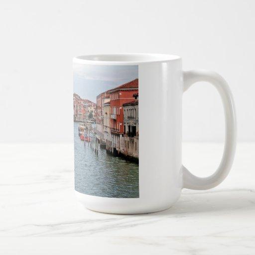 Canal de Venecia Taza