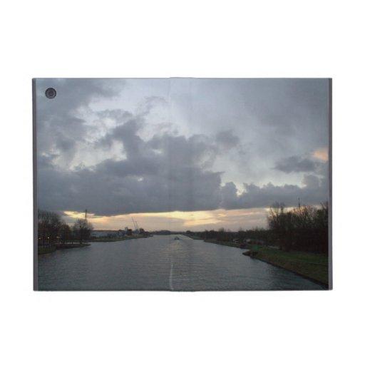Canal del Amsterdam-Rin iPad Mini Protectores