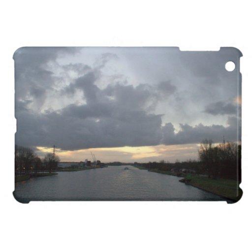 Canal del Amsterdam-Rin iPad Mini Coberturas