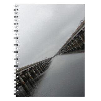 Canal del camino del agua libros de apuntes
