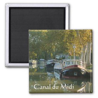 Canal du Midi magnet