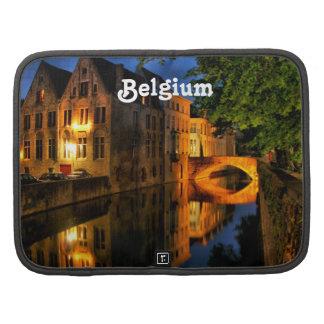 Canal en Bélgica Organizador