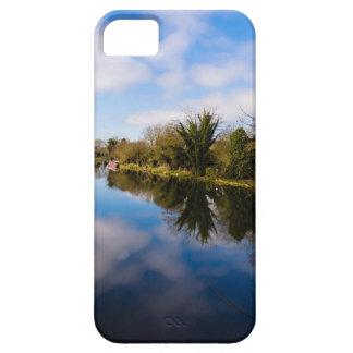 Canal en Kintbury iPhone 5 Case-Mate Fundas