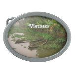 Canal en Vietnam Hebilla De Cinturón
