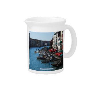 Canal grande, Venecia, Italia Jarrones