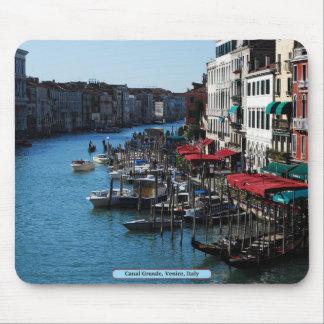 Canal grande, Venecia, Italia Alfombrilla De Ratones