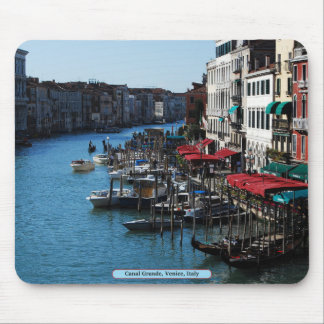 Canal Grande, Venice, Italy Mouse Pad