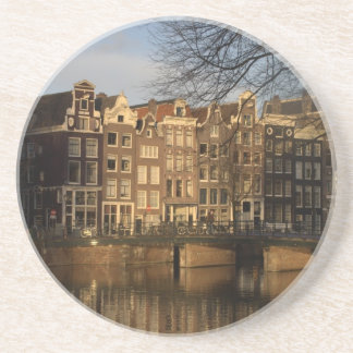 Canal houses coaster