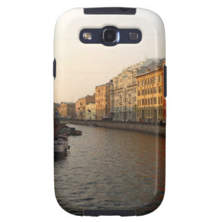 Canal in st Petersburg Russia Galaxy S3 Case