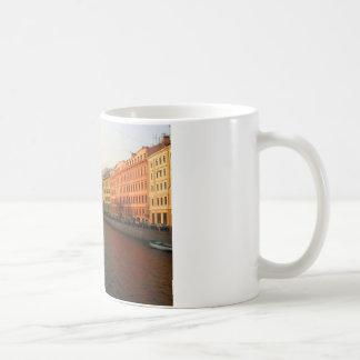 Canal in st Petersburg, Russia Coffee Mug