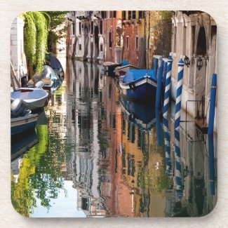 Canal in the Morning Coasters