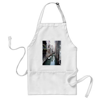 Canal in Venice Adult Apron