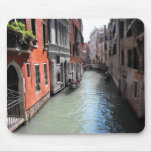 Canal in Venice in Italy Mousepads