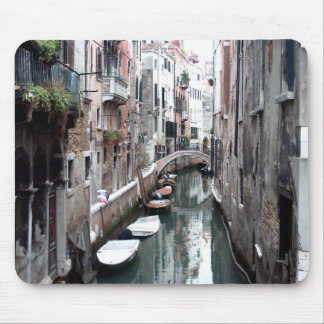 Canal in Venice Mouse Pad