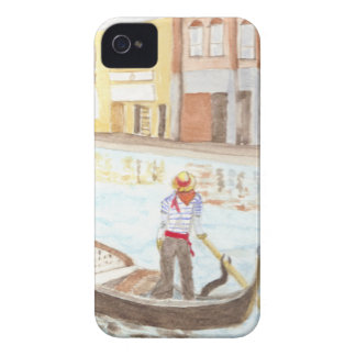 Canal Life iPhone 4 Cover