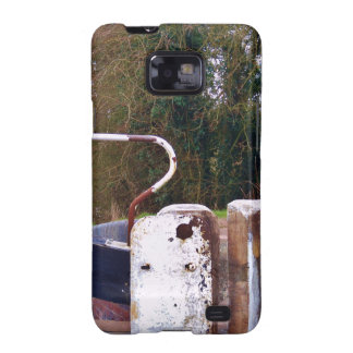 Canal Lock Gate Samsung Galaxy S2 Cases