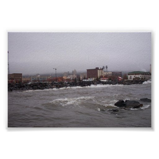 canal park- Duluth Poster