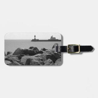 Canal Park in Duluth, MN Bag Tag