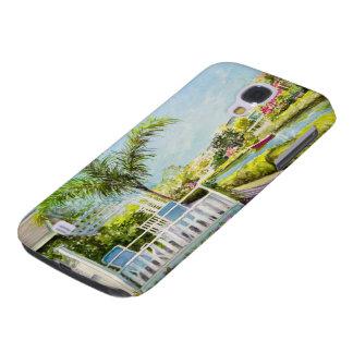Canal Patio Galaxy S4 Case