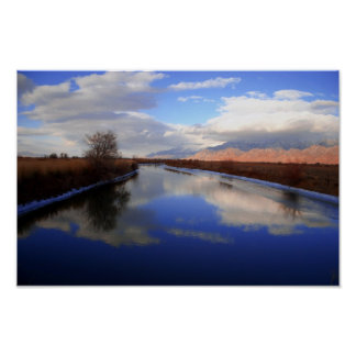 Canal Print