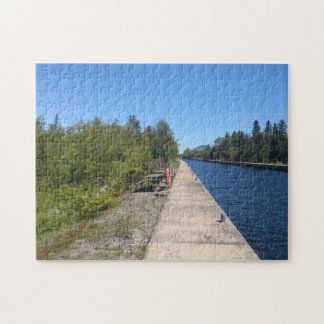 Canal Puzzle