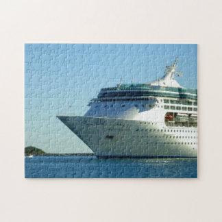 Canal que entra de la grandeza puzzle con fotos