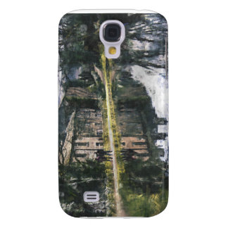 Canal Reflections Galaxy S4 Cases