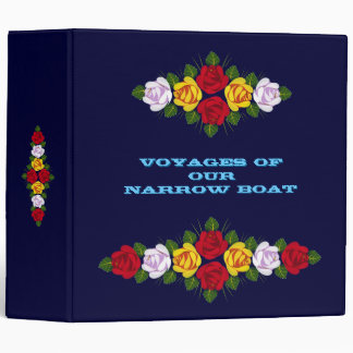 Canal roses binder