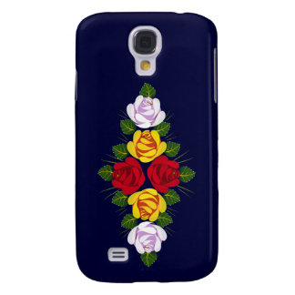 Canal roses galaxy s4 case