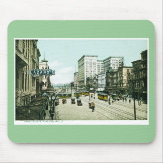 Canal Street, New Orleans, LA Mouse Pad
