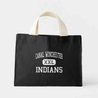 Canal Winchester - Indians - Canal Winchester Mini Tote Bag