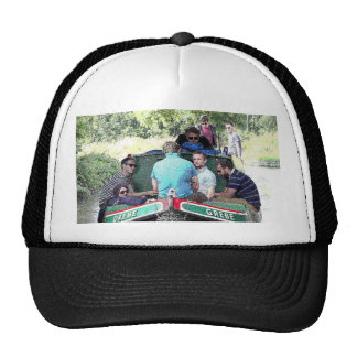 Canalboat Grebe, Coventry Canal at  Nuneaton Trucker Hat