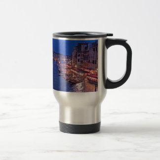 Canale Grand in Venice Italy Travel Mug